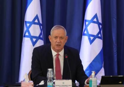 جنود سابقون يطالبون غانتس بوقف عنف المستوطنين ضد الفلسطينيين