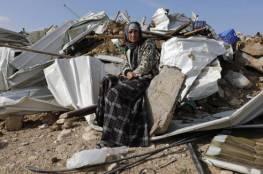 تظاهرة لبدو النقب احتجاجًا على سياسة هدم المنازل