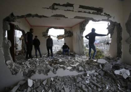 تقديم مشروع قانون بالكنيست الإسرائيلي بشأن هدم منازل منفذي العمليات
