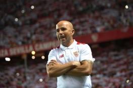 جماهير برشلونة تطالب إدارة الفريق التعاقد مع سامباولي