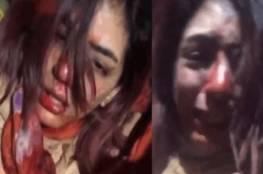 فيديو.. مغنية مغربية تتعرض لضرب وحشي على يد أفراد عصابة غاضبين!