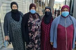 معطيات مقلقة وخطيرة: 84% من السكان العرب في بلدات حمراء