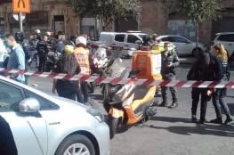 إطلاق نار على فلسطيني بزعم محاولة تنفيذ عملية طعن في القدس