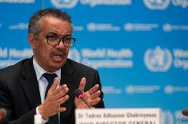 مدير منظمة الصحة العالمية: نأمل في القضاء على وباء كورونا في أقل من عامين