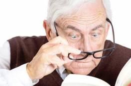 نصائح للحفاظ على صحة العين لكبار السن