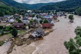 93 قتيلا في ألمانيا و14 في بلجيكا على الأقل جراء الفيضانات