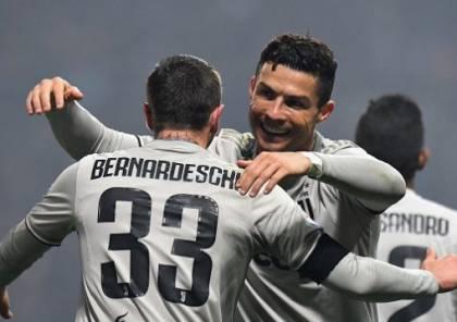 رونالدو يقود تشكيلة الأسبوع في الدوري الإيطالي