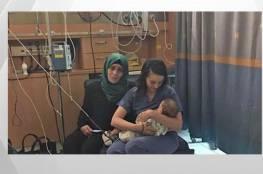 ممرضة إسرائيلية أرضعت طفلًا فلسطينيًا أصيبت والدته بجروح بالغة