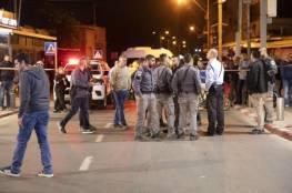 اصابة خطيرة في جريمة إطلاق نار ببلدة جلجولية