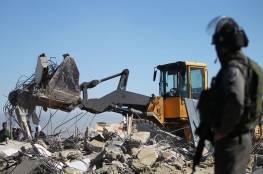 الشرطة الإسرائيلية تهدم قرية العراقيب للمرة 174