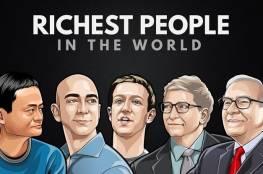 أغلب مليونيرات العالم من أمريكا والصين