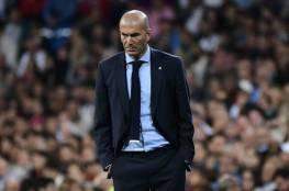 خطة زيدان لإنقاذ ريال مدريد من الإرهاق والإصابات