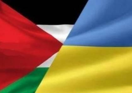 الاسعد يلتقي مع رئيس قسم الشرق الاوسط وافريقيا في خارجية اوكرانيا