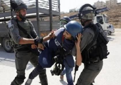 لجنة دعم الصحفيين تدين  اعتقال الاحتلال للزميل الصحفي مصعب قفيشة