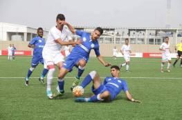 4 مباريات في افتتاح كأس غزة اليوم