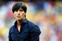 الاتحاد الألماني يحسم موقفه من إقالة مدرب المنتخب