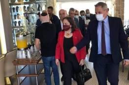 وزيرة الصحة تعلن نتائج اجتماعها مع نظيرها الإسرائيلي