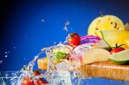 أنواع من الفواكه والخضار لترطيب الجسم في حر الصيف