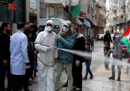 """الصحة بغزة تكشف عن عدد الاصابات بفيروس """"كورونا"""" خلال ال24ساعة الماضية"""