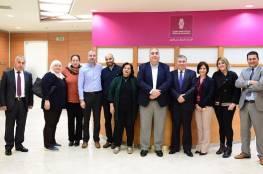 بنك فلسطين يوقع اتفاقية للتعاون المشترك مع جمعية تنمية المرأة الريفية