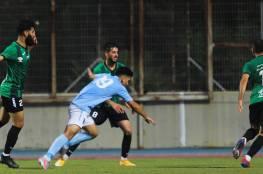 بني عودة يسجل أول أهداف طوباس في تاريخ دوري المحترفين