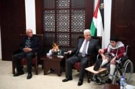 الرئيس عباس:ممارسات الاحتلال ضد شعبنا لن تثنيه عن التمسك بحقوقه العادلة