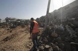 بلدية غزة تدين استهداف الاحتلال قصف خط المياه الرئيس بشارع صلاح الدين