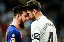 """تقارير: ميسي قد ينتقل إلى """"ريال مدريد""""!... وراموس يجهز له مفاجأة"""
