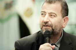 العاروري: انا واثق بأن موعد الحرية للأسرى في سجون الاحتلال قد اقترب!