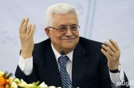 الرئيس يبارك الجهود المبذولة لتحقيق الوحدة الميدانية بين فتح وحماس
