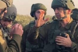 """كوخافي يجتمع مع رؤساء مستوطنات غلاف غزة :"""" نفضّل منح التسوية مع الفصائل فرصة """""""