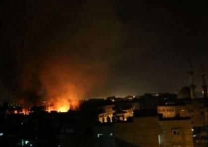 7 اصابات- استهداف اسرائيلي لنقاط ضبط للمقاومة شرق رفح جنوب القطاع