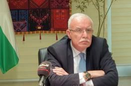 المالكي يلتقي رئيس مكتب تمثيل جمهورية كوريا الجديد لدى فلسطين