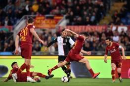 فيديو.. يوفنتوس يقسو على روما في كأس إيطاليا