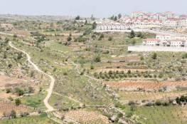 الصندوق القومي اليهودي يصادق على شراء أراضٍ بالضفة الغربية