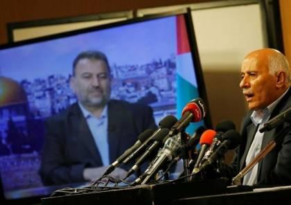الرجوب: الخطوات المقبلة لضمان إتمام المصالحة ستكون بإصدار المرسوم الرئاسي الخاص بالانتخابات
