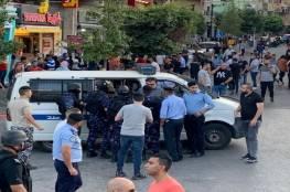 اعتقال 9 مواطنين ومنع وقفة احتجاجية ضد قتل نزار بنات في رام الله
