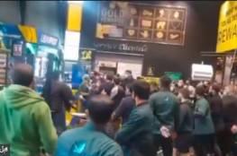 """لبنان : بعد """"كيس الحليب"""".. شجار داخل متجر  بسبب الزيت المدعوم(فيديو)"""