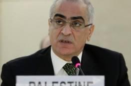 خريشي: سياسة العقاب الجماعي التي تنتهجها إسرائيل بحق شعبنا مستمرة منذ بدء الاحتلال