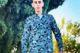 استشهاد شاب (20 عاما) برصاص الاحتلال في بلدة بيت أمر