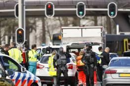 3 قتلى بإطلاق نار في مدينة أوتريخت الهولندية