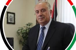 أبو مويس يبحث مع القنصل المصري تعزيز التعاون لخدمة التعليم العالي