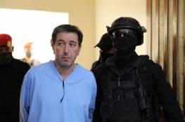 صور: باسم عوض الله والشريف حسن في المحكمة لحظة نطق الحكم عليهما في قضية الفتنة