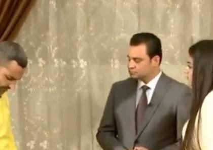 فيديو.. صرخة فتاة أمام مغتصبها الداعشي المعتقل
