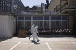 الصحة الاسرائيلية: تسجيل 19 حالة وفاة و1793 إصابة جديدة بكورونا