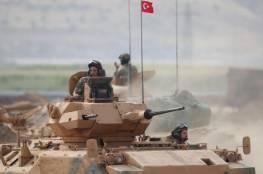 """الجيش التركي يشن هجوما شاملا على """"ادلب"""" والجيش السوري يدمر عددا من اّلياته"""