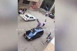 شاهد: فيديو صادم لمقتل شاب حاول التحرش بفتاة وخطفها في مصر