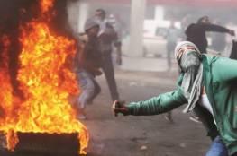 الخليل: إصابات بالرصاص بمواجهات في العروب