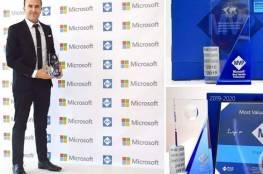 """فلسطيني يحصد جائزة """"مايكروسوفت"""" العالمية للسنة الخامسة"""