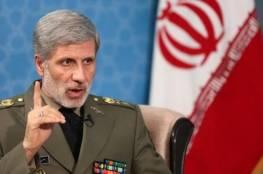 وزير الدفاع الإيراني: مستعدون لتوقيع معاهدات عسكرية وأمنية مع دول الخليج